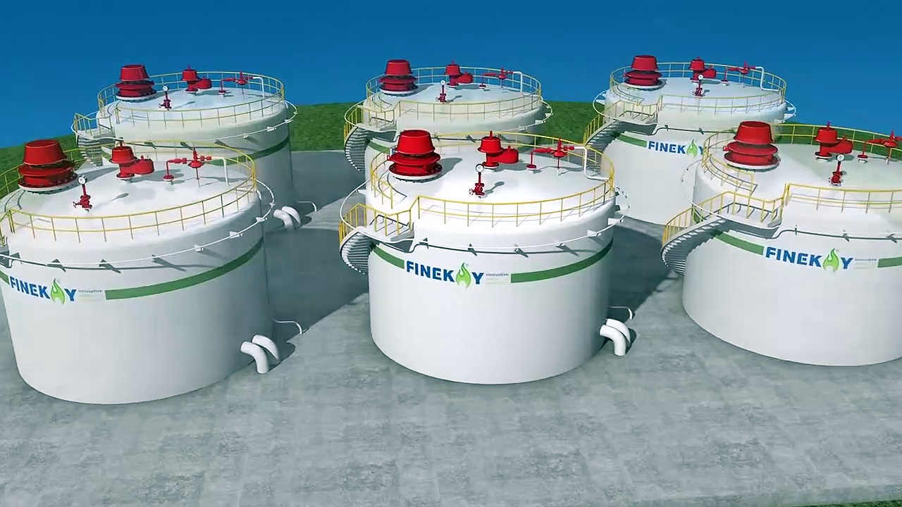 BLANKET GAS REGULATOR(Finekay® LOW PRESSURE TANK SAFETY DEVICE)