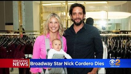 """Visage familier des séries américaines comme """"New-York Unité Spéciale"""", Nick Cordero âgé de seulement 41 ans est décédé cette nuit des suites du COVID-19 après des semaines de combat"""