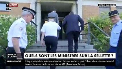 Remaniement : Quels sont les Ministres qui sont donnés sur le départ et qui devraient quitter le gouvernement ? La réponse en vidéo avec les dernières rumeurs