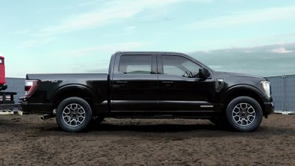 All-new Ford F-150 Sync 4 Video