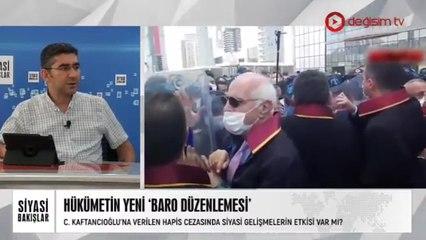 Hükümetin Yeni 'Baro Düzenlemesi' | Türkiye ile Fransa Arasında Gerginlik
