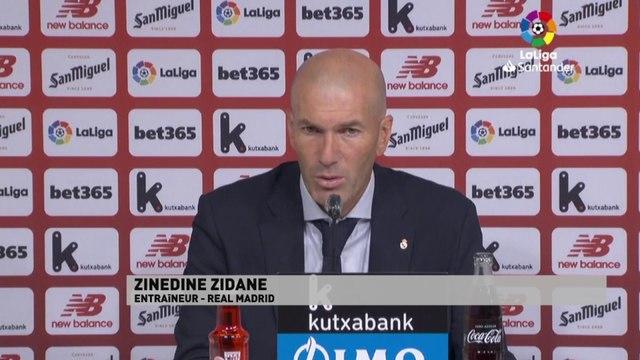 Le Real Madrid file vers le titre après sa victoire à Bilbao