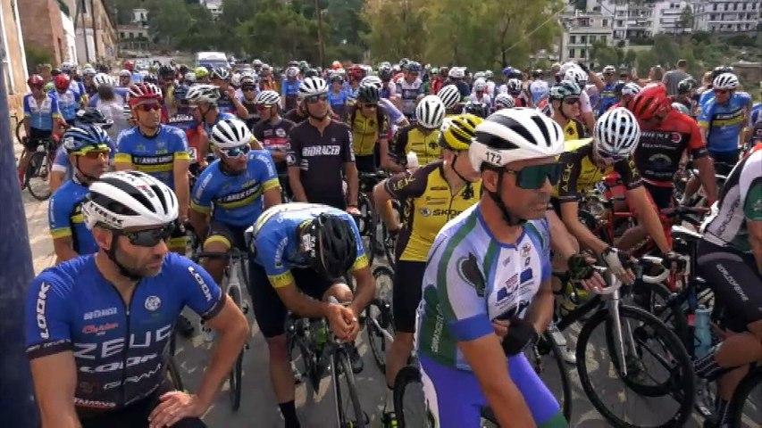 Πανελλήνιο πρωτάθλημα ποδηλασίας δρόμου masters στη Βόρεια Εύβοια