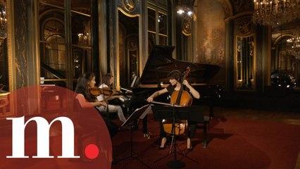 Trio Sōra - Beethoven: Piano Trio in C Minor to an Empty Concert Hall