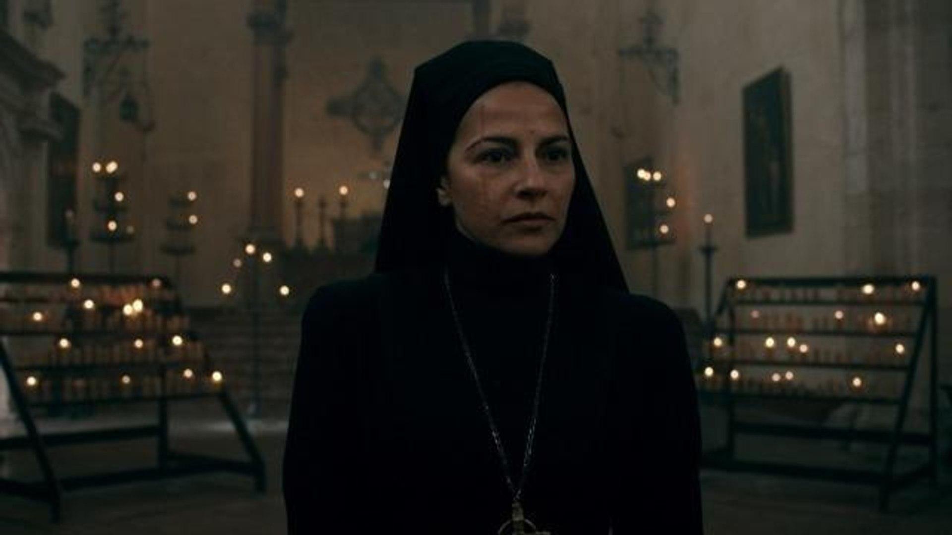 Sylvia De Fanti, la Madre Superiora di Warrior Nun la nuova serie Netflix