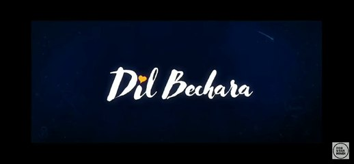 Sushant Singh Rajput's last movie Dil Bechara movie trailer launched