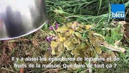 Roland Motte, jardinier : faire son compost soi-même