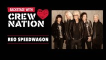 Backstage with Crew Nation: REO Speedwagon