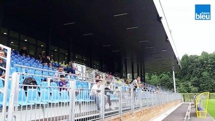 Pau FC : une cinquantaine de supporters assistent au premier entraînement