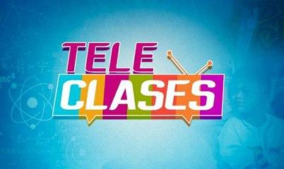 TeleClases Educación Secundaria - Viernes 3 de Julio 2020