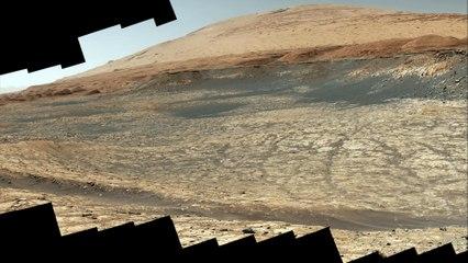New photos from Mars | MARTE últimas fotos tomadas por el rover Curiosity de la NASA