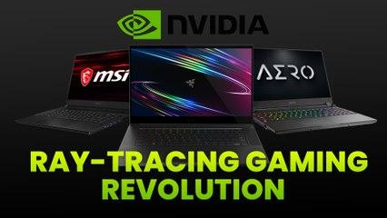 NVIDIA's Ray-Tracing Gaming REVOLUTION (Presented by NVIDIA)