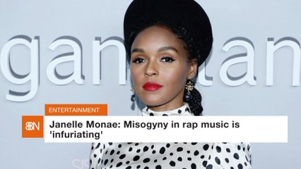 Janelle Monae Talks Rap