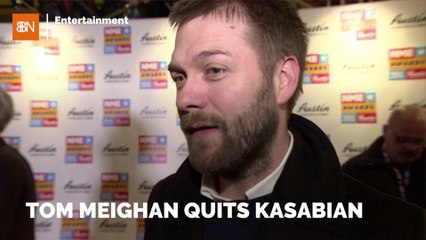Tom Meighan Quits