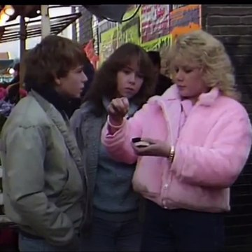 EastEnders | The Watts Family - Den, Angie and Sharon (February 1985)