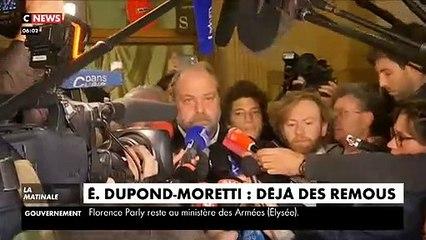Remaniement: La nomination de l'avocat Eric Dupond-Moretti enflamme les réseaux sociaux et le syndicat des magistrats qui parle de déclaration de guerre