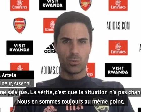 Arsenal - Arteta s'exprime sur la situation de Guendouzi