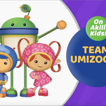 Team Umizoomi on Akili Kids! TV
