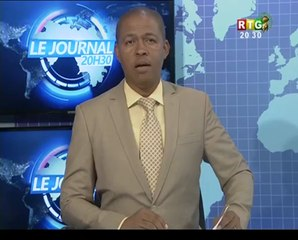 Le JT du 06/07/2020 de la RTG Koloma