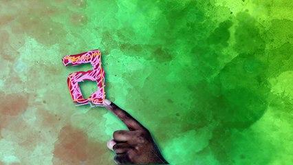 Akili Kids! TV Station ID: Fingerpaint