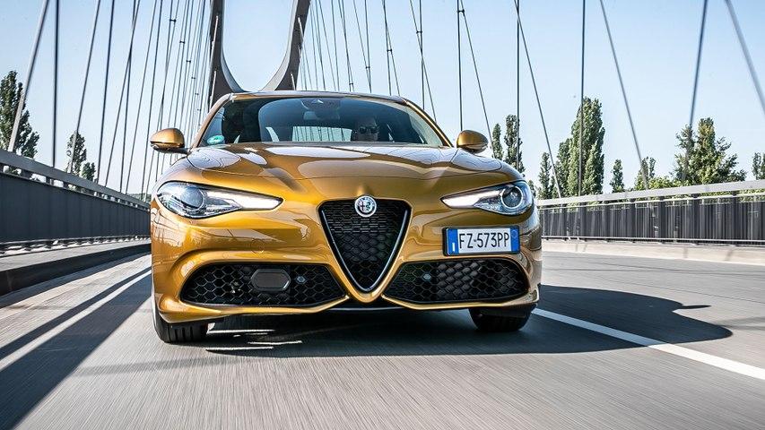 Alfa Romeo Giulia 2020, 280 PS, Sound, technische Daten