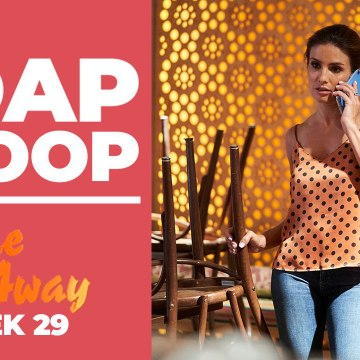 Home and Away Soap Scoop! Leah in robbery drama