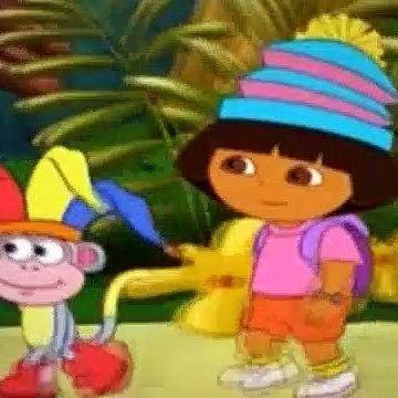 Dora The Explorer Season 3 Episode 20 - The Super Silly Fiesta
