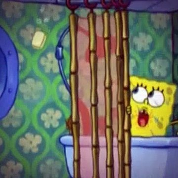 SpongeBob SquarePants Season 7 Episode 16 - stuck in the wringer
