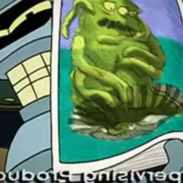 Futurama Season 4 Episode 4 Love And Rocket