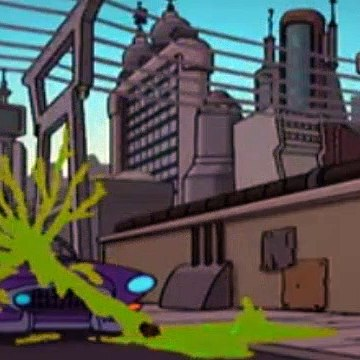 Futurama Season 4 Episode 5 Leela's Homeworld