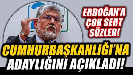 Dr. Serdar Savaş cumhurbaşkanı adaylığını açıkladı!