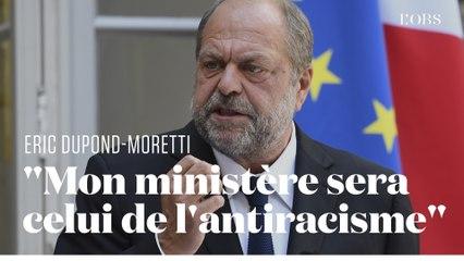 Eric Dupond-Moretti aux magistrats : « Je ne fais la guerre à personne »