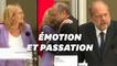 À la Justice, les larmes de Nicole Belloubet et d'Eric Dupond-Moretti