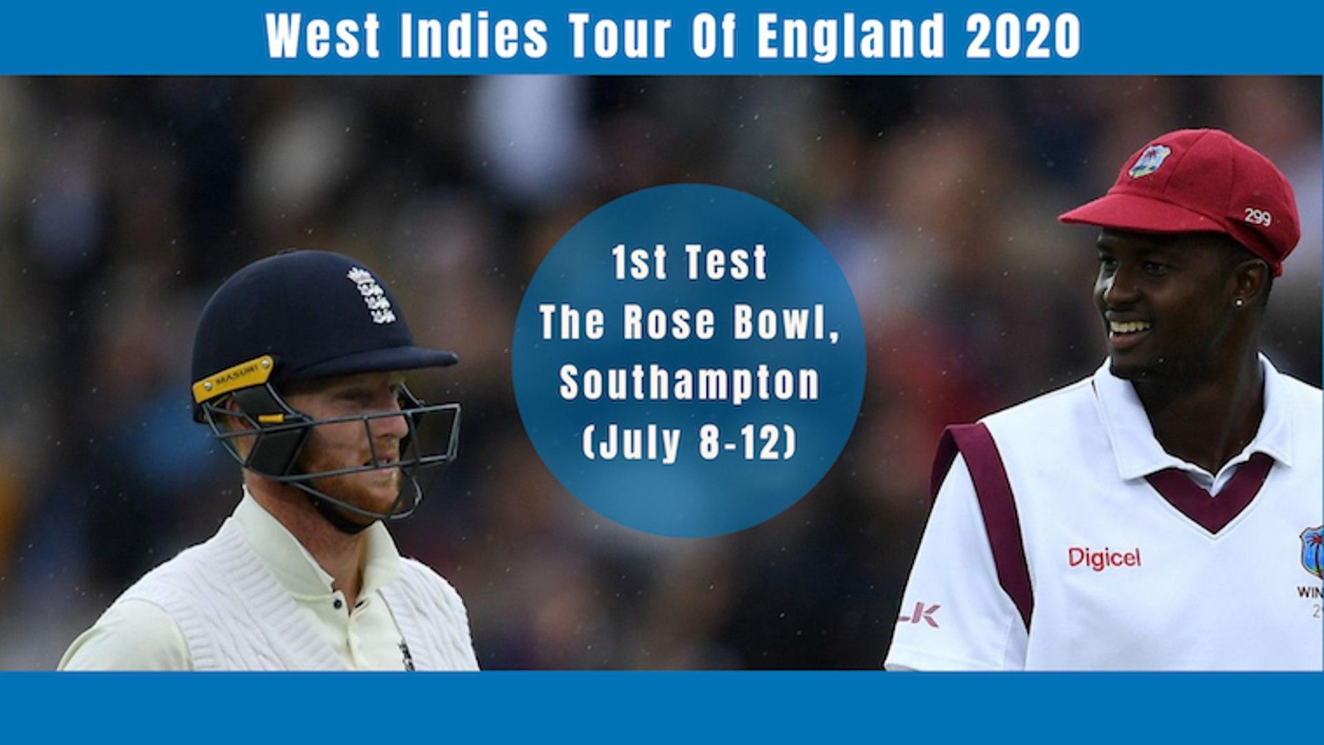 वेस्ट इंडीज़ बनाम इंग्लैंड, पहला टेस्ट मैच (प्रीव्यू)