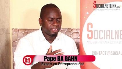 Coin de l'expert avec Pape Ba GAHN- Comment construire un bon business plan ?