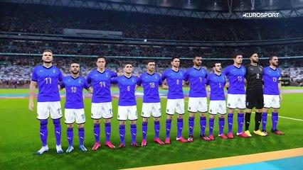 On a simulé l'Euro 2020 : France-Italie, une affiche historique pour une demi-finale de rêve