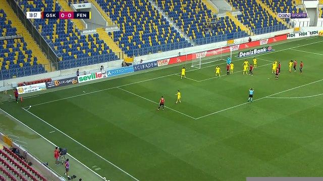 Süper Lig : Coup d'arrêt pour Fenerbahçe