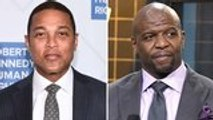 Don Lemon, Terry Crews Have Heated Debate About Black Lives Matter Movement | THR News