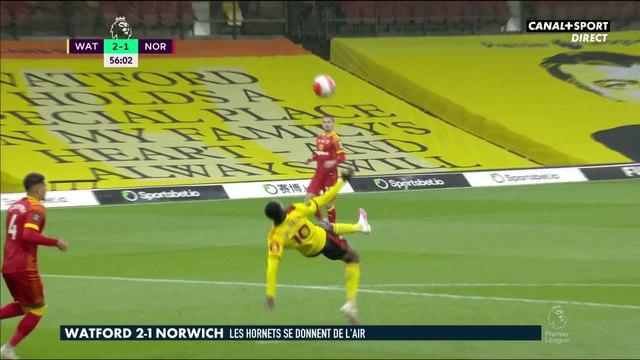 Watford - Norwich : les Hornets se donnent de l'air