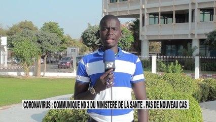3eme COMMIUNIQUE DU MINISTERE DE LA SANTE