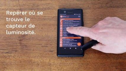 Activité expérimentale avec un smartphone - Tester la loi de Beer-Lambert