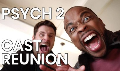 Psych 2: Lassie Come Home Interview - Timothy OMUNDSON's Return