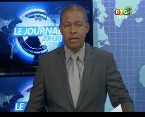 Le JT du 07/07/2020 de la RTG Koloma