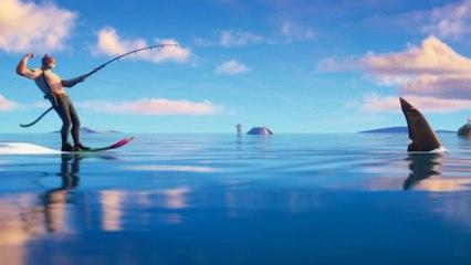 La novità principale di Fortnite stagione 3? Gli squali!