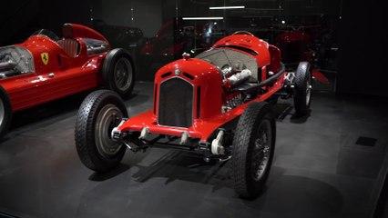 110 Years of Alfa Romeo Tour - Speed