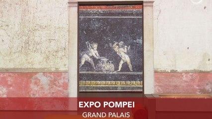 Pompéi : l'exposition