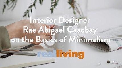 The Basics of Minimalism, According to an Interior Designer