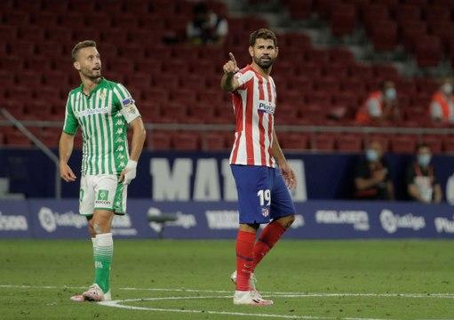 Liga : L'Atetlico valide son ticket pour la Ligue des Champions