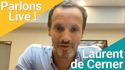 Parlons Live #1 avec Laurent de Cerner, directeur de l'Olympia