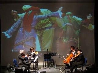 Anadolu Quartet - On Dört Bin Yıl Gezdim (Dersim Konseri 2013)